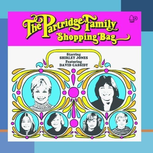 Shopping Bag by The Partridge Family (2003-02-01) (Family Partridge Shopping Bag)