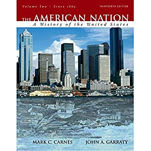 VangoNotes for The American Nation, 13/e, Volume 2 Audiobook