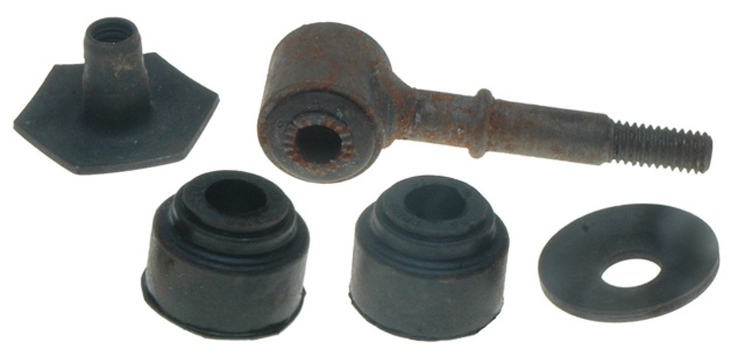 ACDelco 45G0060 Professional Front Suspension Stabilizer Bar Link Kit with Hardware