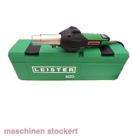 Leister LEI8006 TRIAC AT - Pistola de aire caliente (1600 W)