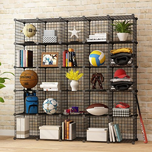 25 Cubby Storage Unit - 3