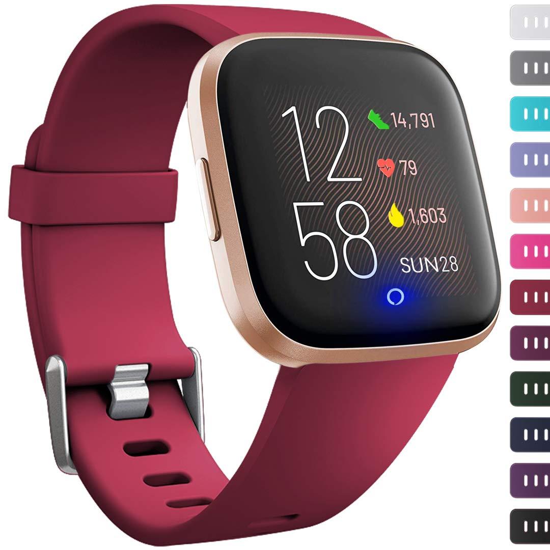 Malla De Reloj Fitbit Versa 2/versa Lite/versa 1/se