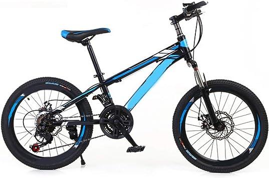BOT Bicicletas de montaña, 20/24 Pulgadas Ruedas, Bici de montaña ...