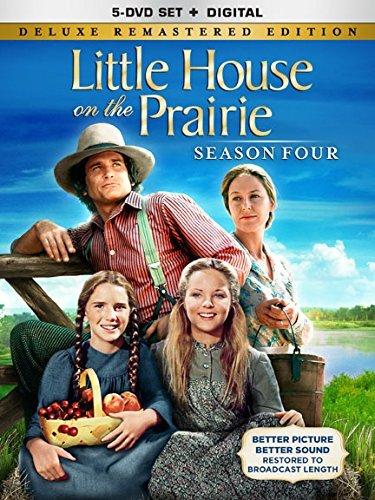 Little House on the Prairie Season 4 Collection [DVD] [Region 1] [US Import] [NTSC]