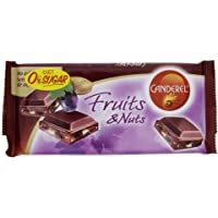Canderel Fruit & Nuts Chocolate, 85 gm