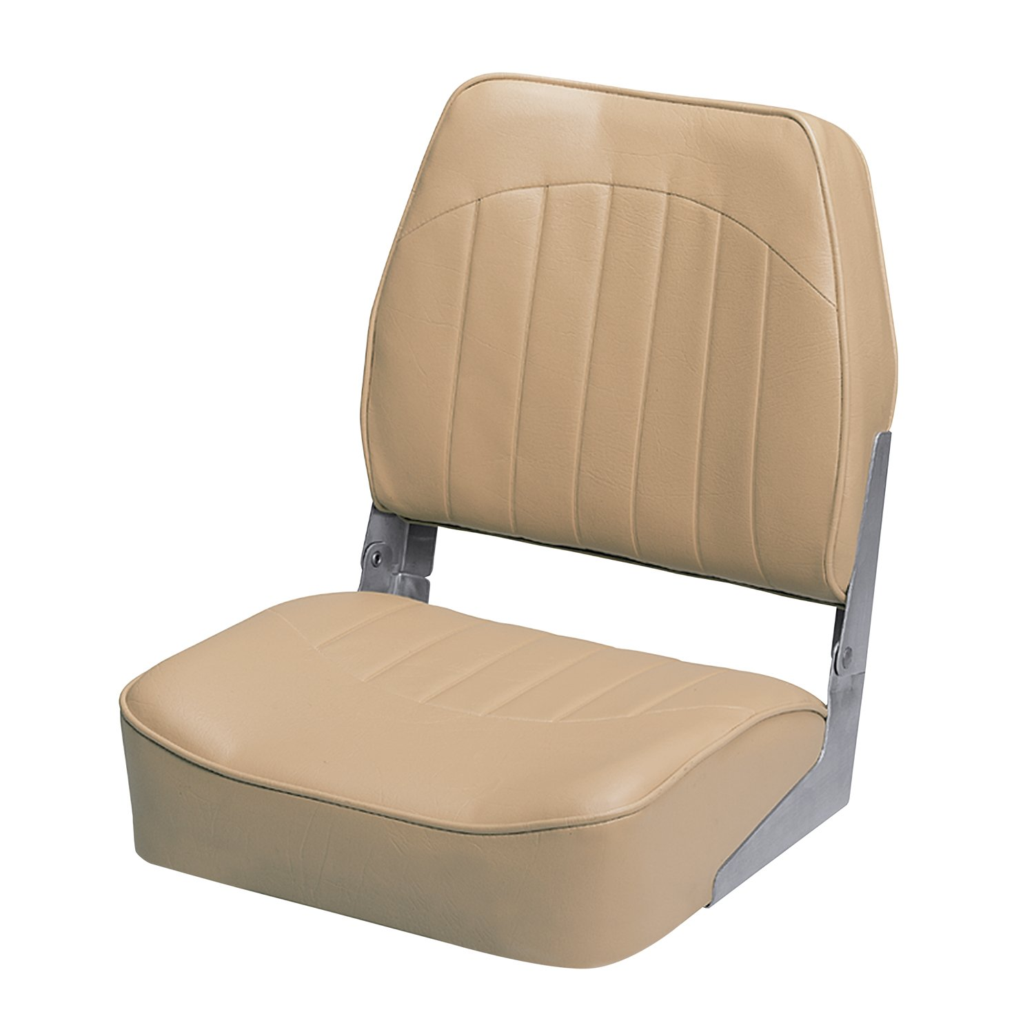 Wise 8WD734PLS-715 Low Back Boat Seat, Sand by Wise