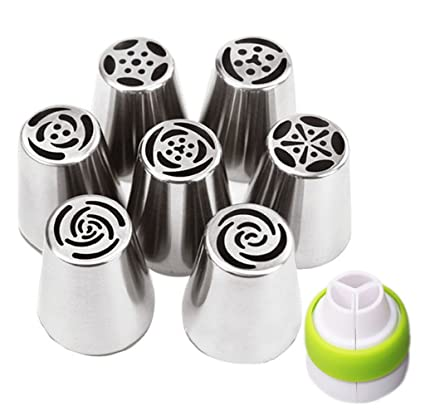 Efficient High Quality #195 Writing Cupcake Tube Pastry Nozzles 304 Stainless Steel Cake Decorating Tips Nozzles Bakeware Free Shipping Kitchen,dining & Bar