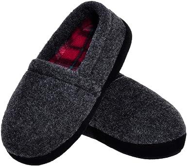 Fluffy Little Kids House Slippers Warm