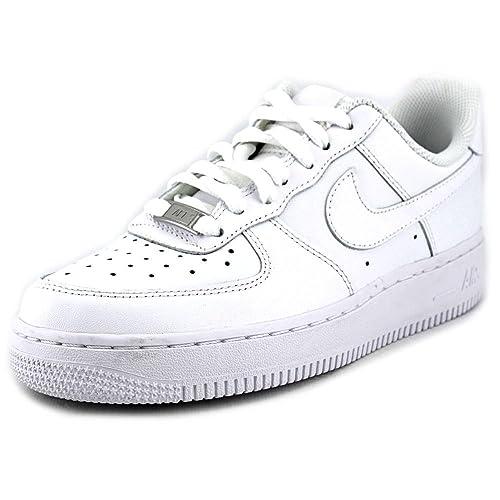 Women s Nike Air Force 1 315115 112 White White Sneaker  Amazon.ca  Shoes    Handbags f4541f8297ba