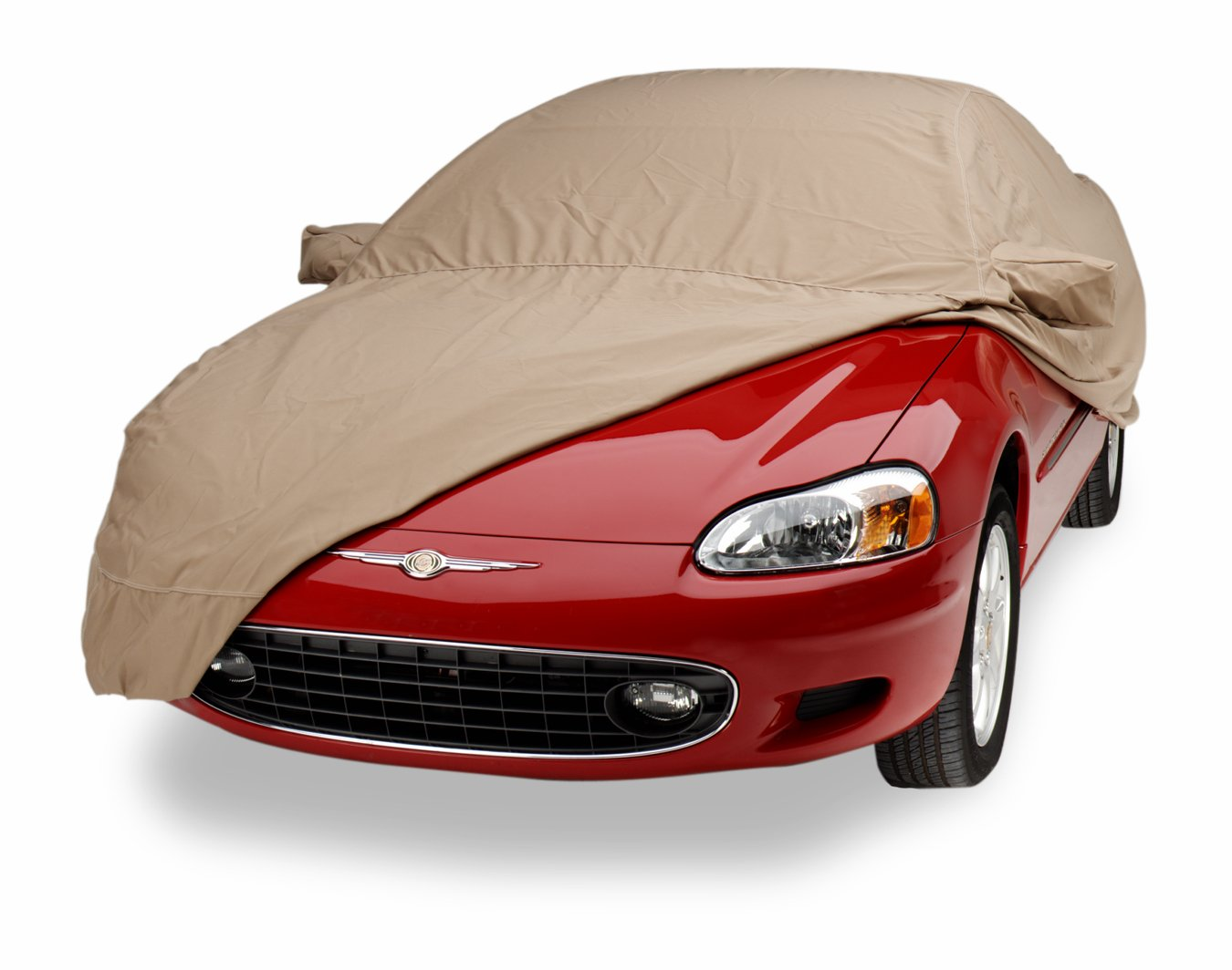 Covercraft Custom Fit Sunbrella Series Car Cover Toast C9932D6