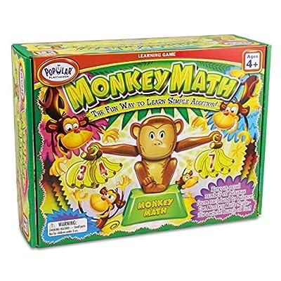 Monkey Math: Toys & Games