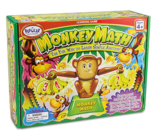 Monkey Math by Popular Playthings