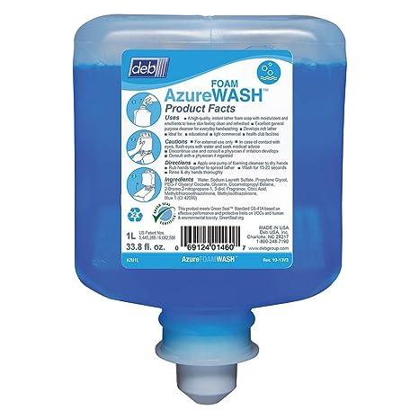 Deb Stoko Hand Sanitiser Foam Dispenser Fits Foam Soap 1 Litre Cartridge