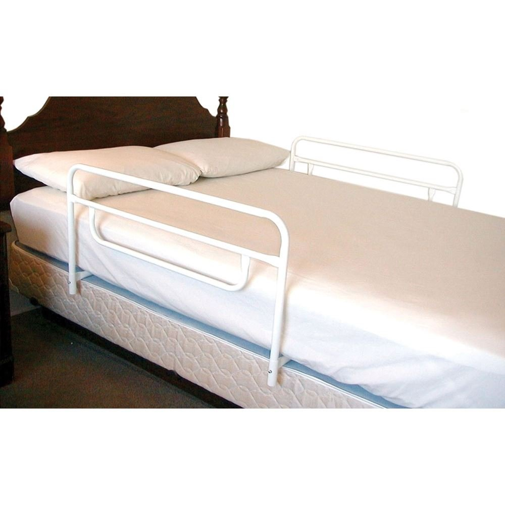 Image of Bed Safety Handles & Rails MTS Security Home Bed Rails, Double, 18'