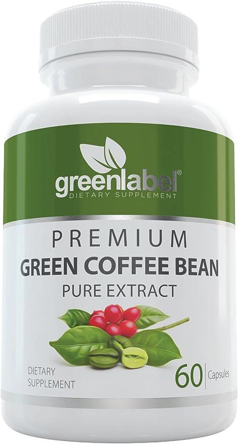 Where to buy pure green coffee bean pills