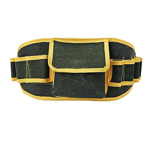 Kalttoy - Bolsa de cintura portátil para herramientas ...