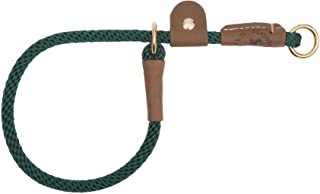 product image for Mendota Pet Pro Trainer Slip Collar - Made in The USA - Hunter Green, 22 inch