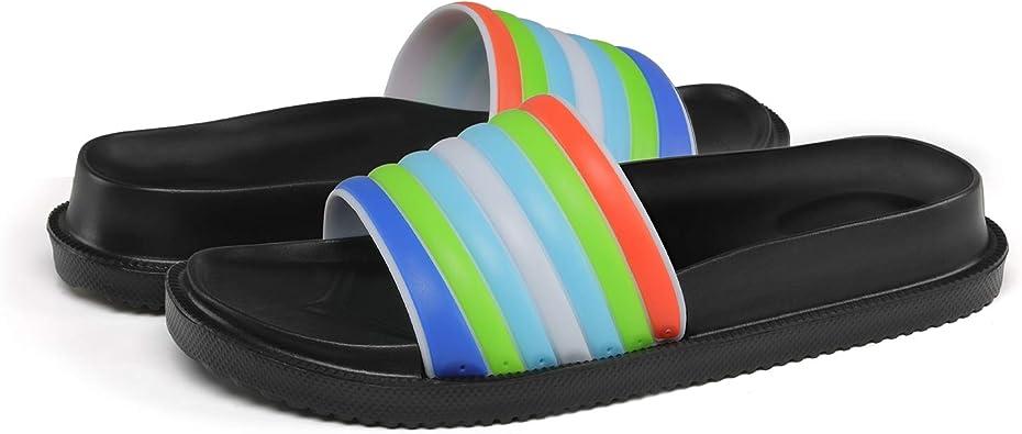 Raydem Women Slide Sandals Athletic