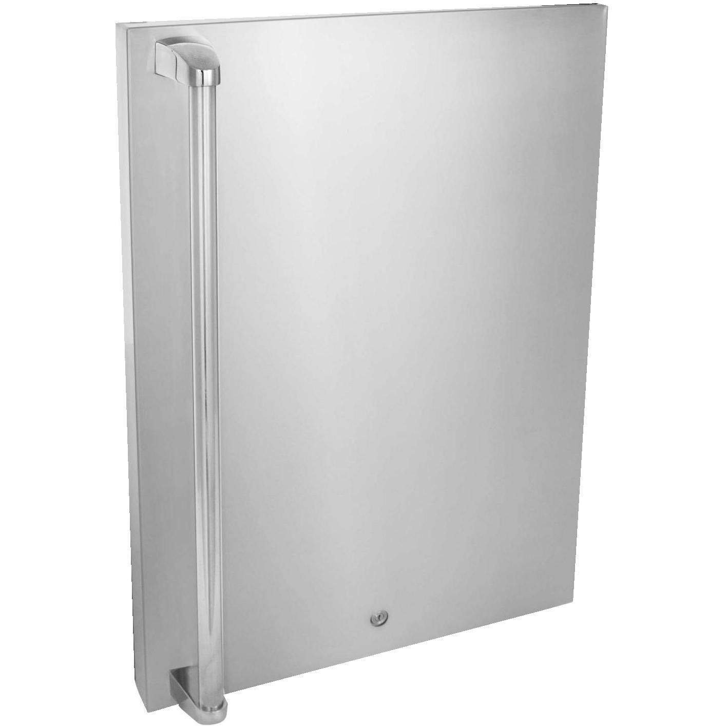 Blaze Right Hinged Stainless Steel Door Upgrade (BLZ-SSFP-4-5) by Blaze
