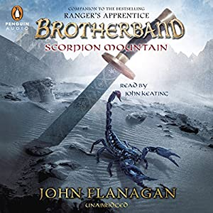 Scorpion Mountain Audiobook