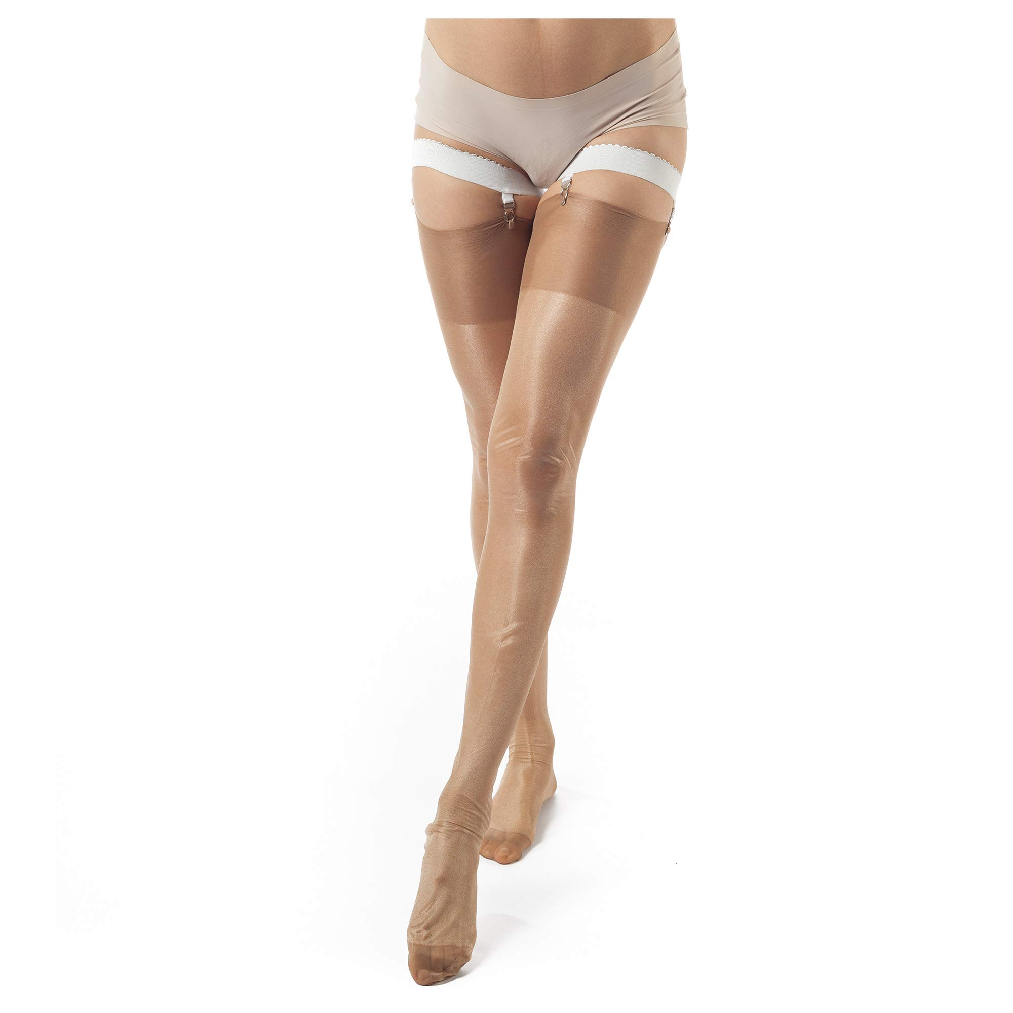 Women Non-Stretch Stockings Nylons Hosiery