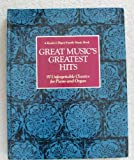 Great Music's Greatest Hits, Reader's Digest Editors, 0895770660