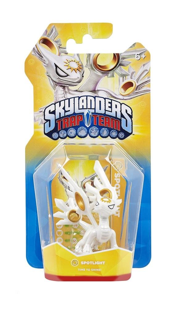 Skylanders Trap Team, Single Spotlight, 1 Figur by Activision (Image #8)