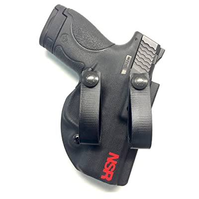 NSR Tactical Shield Yeager C-2 IWB KYDEX Holster Made in the USA