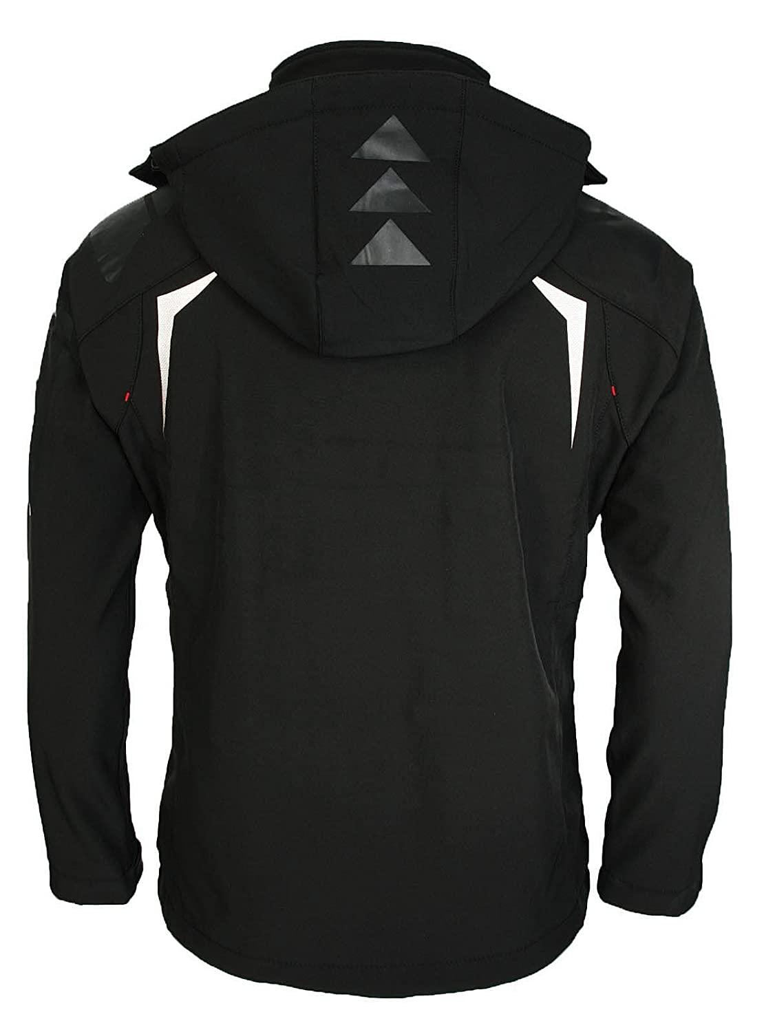 Geographical Norway Tambour Veste Softshell Homme Noir