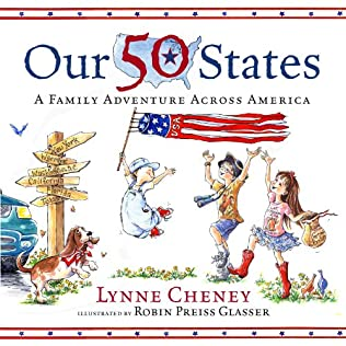 book cover of Our 50 States