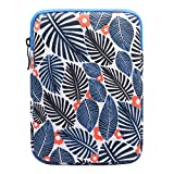 JERUIX Sleeve for Kindle Paperwhite/Kindle Voyage/Kindle 8th Generation(2016)/Kindle Oasis E-Reader, Protection Cover Kindle Bags (Leaves)