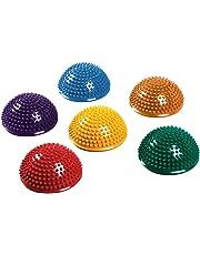 SPRI Balance Pods Hedgehog Stability Balance Trainer Dots (Set of 6)