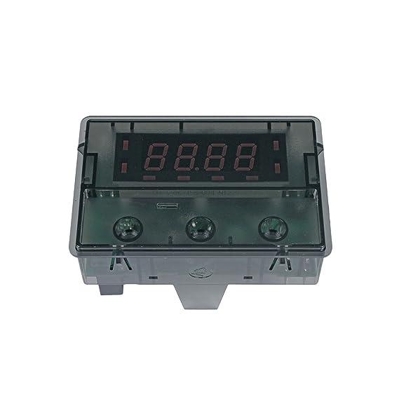 Electrolux AEG 387488712 3874887122 ORIGINAL Zeitschaltuhr Uhr Timer mit 3 Tasten Backofen Herd Ofen auch Arthur Martin Faure