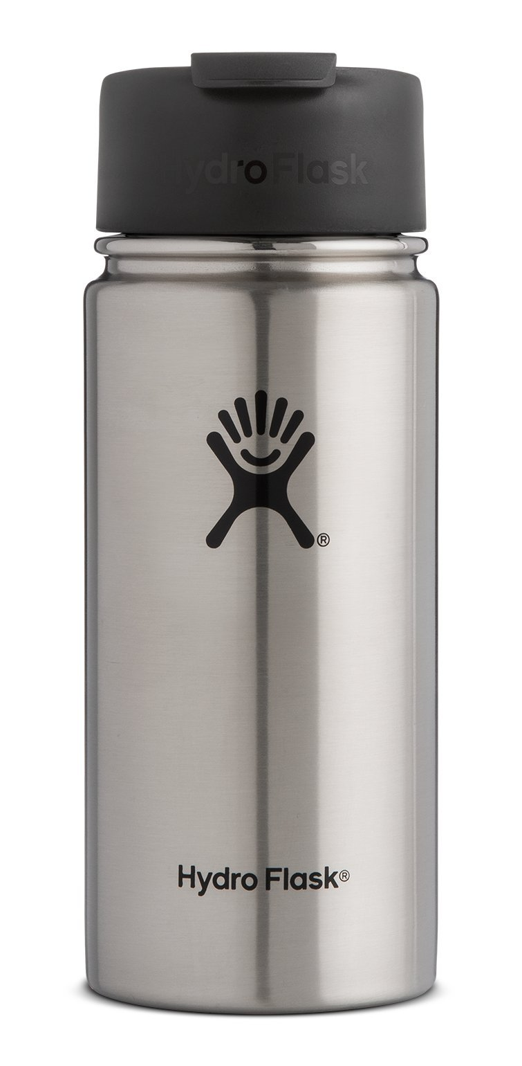 7619404166b Hydro Flask 16 oz Double Wall Vacuum Insulated Stainless Steel Water ...