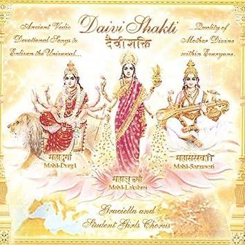 5bdf67781491 Graciella Zogbi - Daivi Shakti by Graciella Zogbi - Amazon.com Music