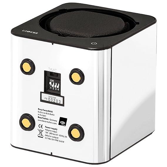 Vitrina movimiento Beco Starter Set Boxy Fancy Brick blanco 1
