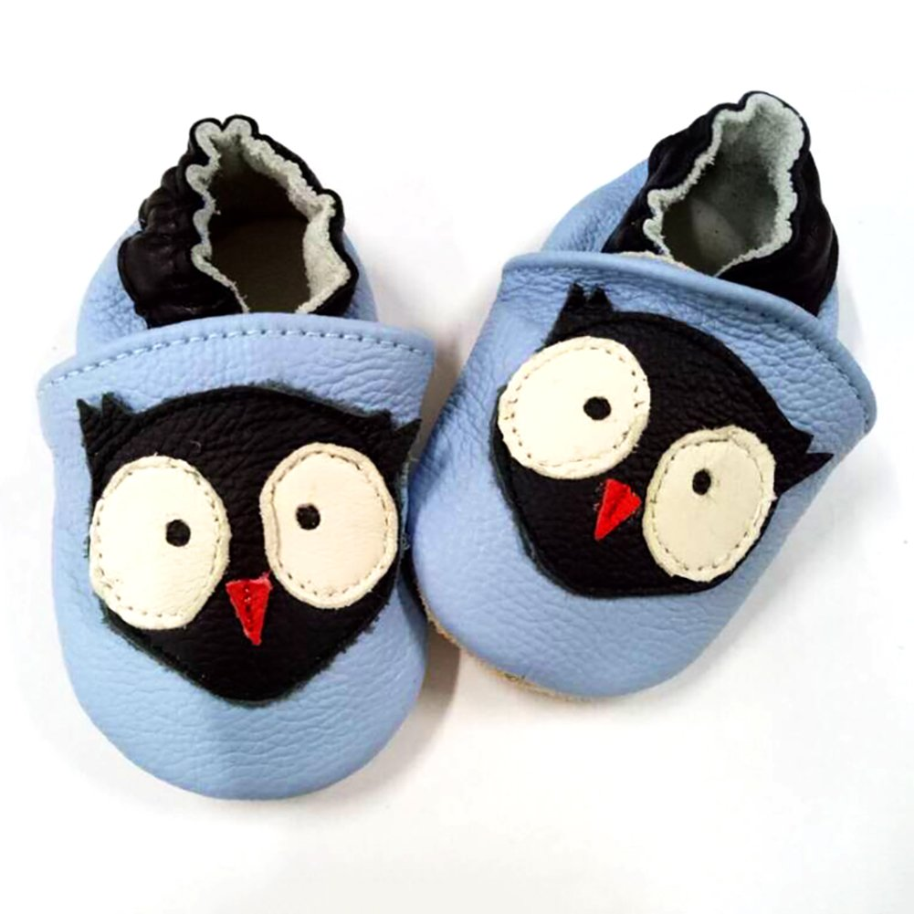 Suede Soles Infant Toddler First Walking Prewalker Breathable 45 Designs Beautiful Soft Leather Baby Crib Shoes