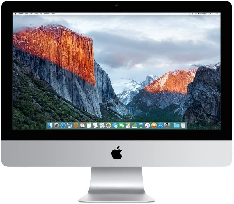 Apple iMac MK142LL/A 21.5-Inch Desktop (Discontinued by Manufacturer) (Renewed)