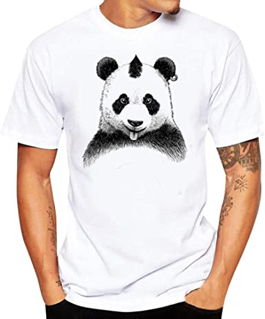 OHQ Camisa De Blusa De Hombre Polo Camiseta Estampada Hombre ...