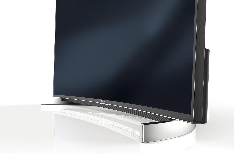 Grundig FLX 9590 BP - Televisor curvado 139 cm 55 pulgadas Ultra HD, sintonizador triple, 3D, Smart TV: Amazon.es: Libros