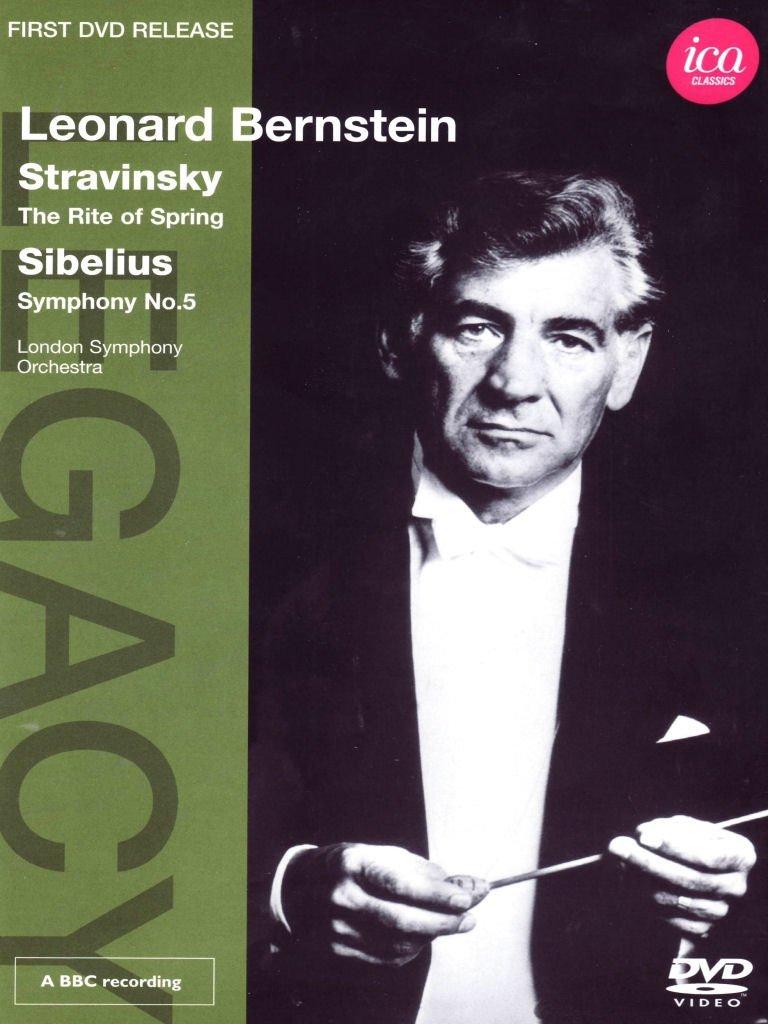 DVD : Leonard Bernstein - Legacy: Leonard Bernstein (Subtitled, Mono Sound)
