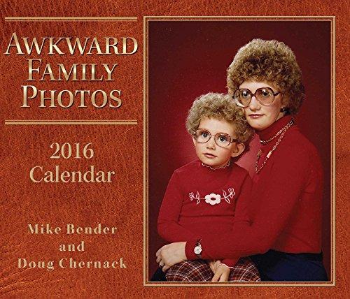 Awkward Family Photos 2016 Day-to-Day Calendar