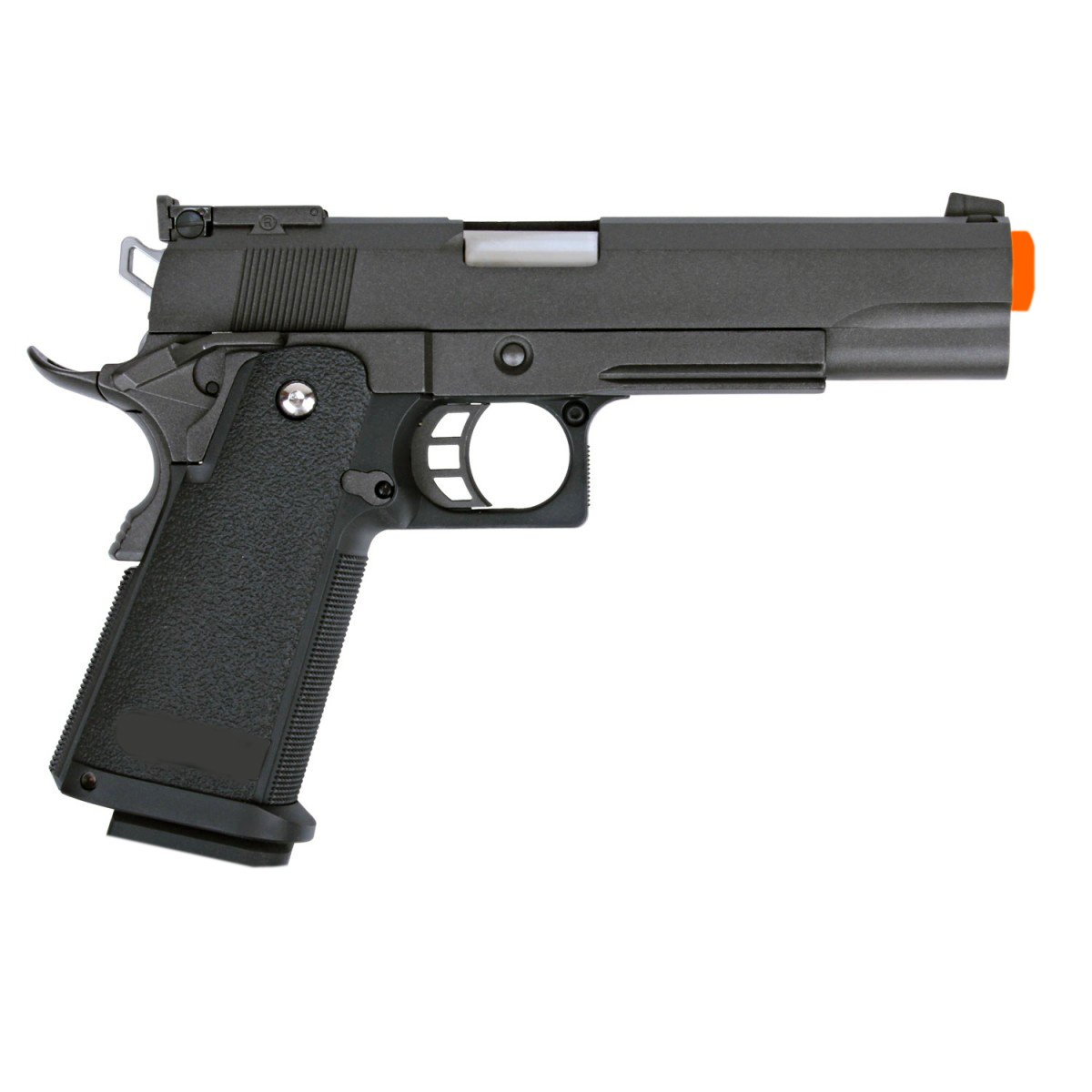 amazon com we 1911 pistol full metal gas gun blow back airsoft