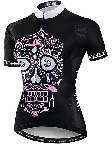 df0099da7 weimostar Outdoor Cycling Jersey Women Clothing Sports Blouse Short Sleeve Bike  T-shirts Top Outdoor