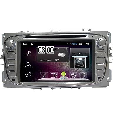 Generic 25,65 cm Android 4,2,2 Tech DVD para coche para