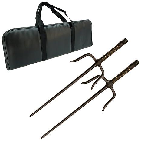 Blades USA 2312B Sia Set with 2401 Sai Case Kit