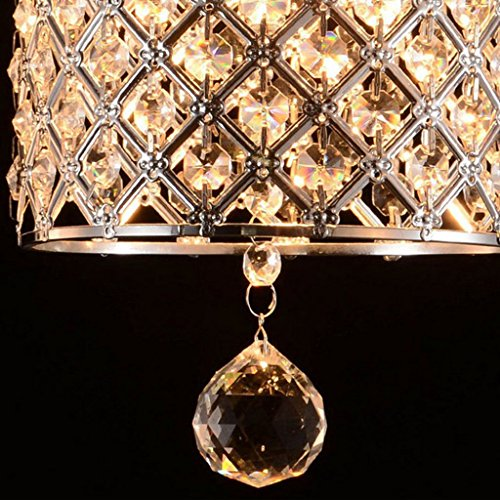 Pendant lights European Mini Crystal Chandelier, Luxury Modern Crystal Chandelier Chandelier Lighting by Pendant lights (Image #3)