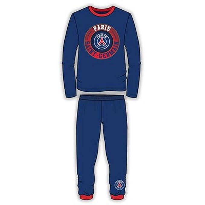 PARIS SAINT GERMAIN FC - Pijama dos piezas - para niño Azul azul