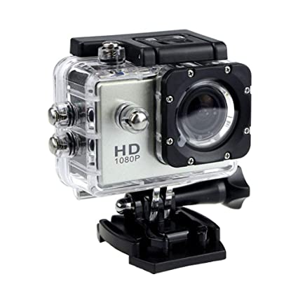 WiFi Full HD 1080p Impermeable Action Camera con Carcasa ...