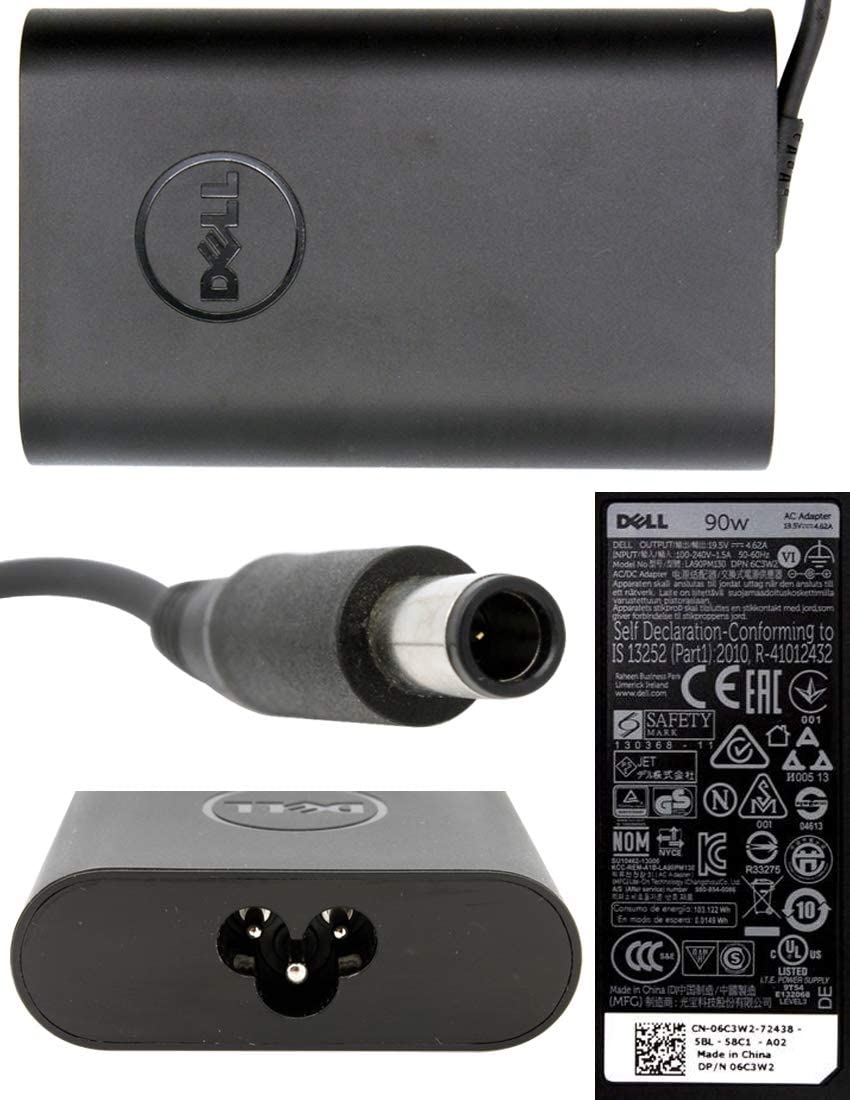 Laptop Charger For Dell 0CM889 CM889